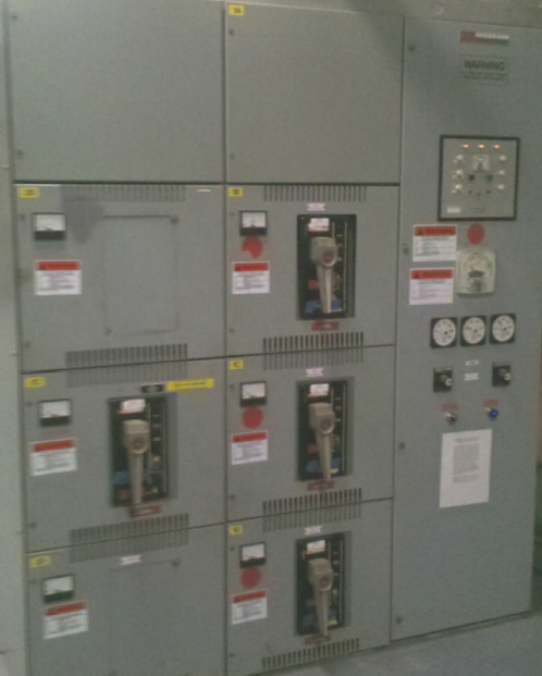 draw out switchgear